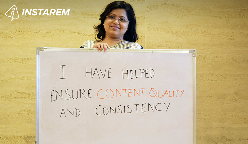 Aditi Ray, Asst. Content Manager