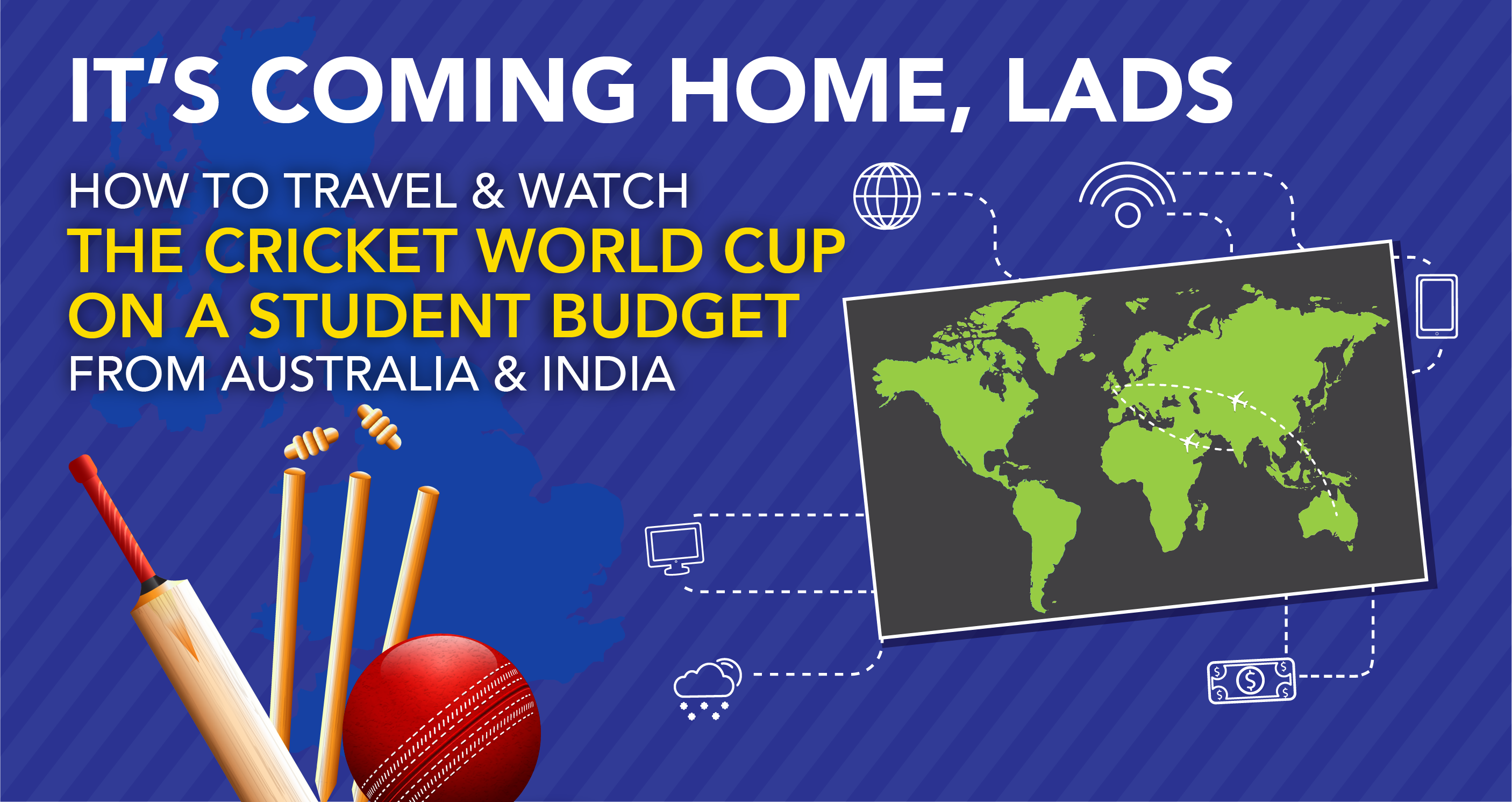 We've Planned Your Trip To The UK For The Cricket World Cup On A Student Budget