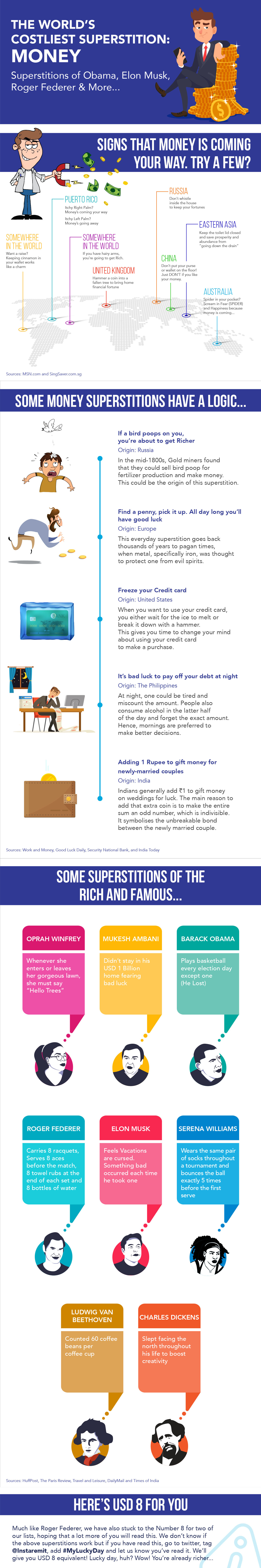 8 Signs That Indicate You May Be Getting Richer