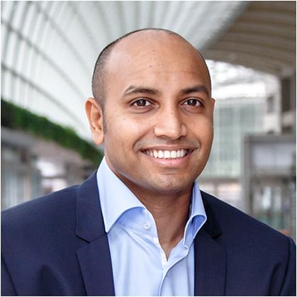 Prajit Nanu : Co-founder And  Chief Executive Officer